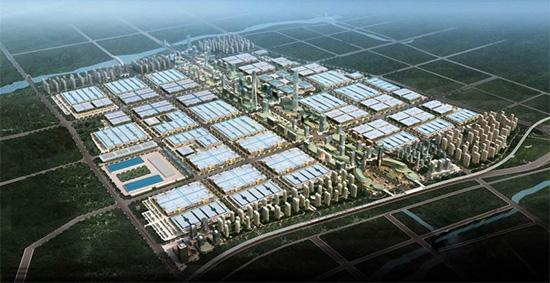 郑州华南城在售价格为:19000元/平方米